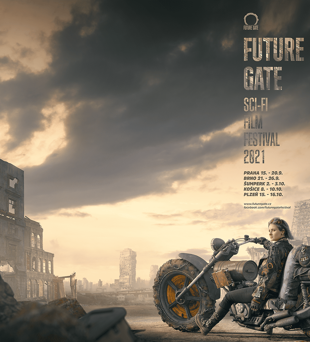 Future Gate - Sci-fi Film Festival ON-LINE